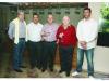 Ubirajara, Manoel, Cylon, Lebedeff e Claudio