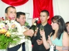 Gesner, Claudio, Cristian e Elizabeth
