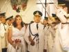 Rita com o noivo Luis Alberto