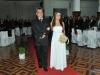 A união matrimonial de Thieli e Rodrigo