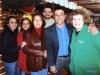 Karine, Carol, Sueli, Valmir, Heber e Dra. Esther