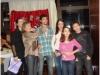 Alunos Giovanne, Shanny, Antônia e Lorenzo, juntamente com a teacher Carla e diretora Paula