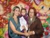 Lisiane, Chiara e a avó Irma