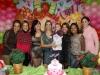 Suzani, Claudia, Juliana, Lisiane, Chiara, Luana, Patrícia e Cassandra