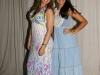 As modelos Danielle e Larissa