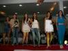 Andressa, Beatriz, Mariana, Luana, Larissa e Karine