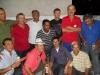 Jesus, Jarbas, o assador Francisco, Sérgio, Edson, Osmar, Enedino, Osmar, Batista, Edersom e Carlos