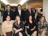 Luciano, Breno, Arquiteto Lisboa, Virginia Galanos, Maria Helena, Juliana Jacob, Dóris e Dione Rodrigues - Foto Daniel Badra