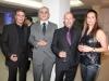 Jean Galanos, Paulo Ricardo Brunet, Nasser Zeidan e Leila Zeidan - Foto Daniel Badra