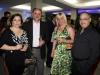 Marilise Decorato e Sérgio Renato Oliveira, Carlos Viera e esposa  - Foto Daniel Badra