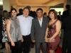 Dalci Leonardi e esposa, Ronei Machado e Márcia - Foto Daniel Badra