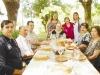Claudinho, Neri Silveira, Claudio Caldas, Cátia Trindade, Elisa, Pedrolina, Jane Silveira, Ruth e Esther