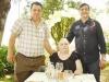 Claudio Cldas, Elisa Caldas e Claudinho Caldas