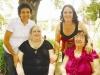 Jussara, Elisa, Pedrolina e Inês Policarpo