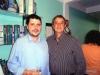 Carlos Nilo Coelho com o proprietário