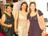 Diná Quevedo, Carmen Bortolucci e Marita Castillos - Foto Jadir Pires