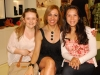 Rosália Campos, Suzani e Nathaly - Foto Jadir Pires
