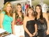 Rose, Flávia, Lúcia e Carol Britto - Foto Jadir Pires