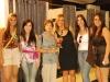 Flávia, Daniela, Suzana Mendes, Suzani Britto, Magda e Carol - Foto Jadir Pires