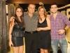 O casal Suzani e Felipe com os filhos Caroline e Thomáz Felipe - Foto Jadir Pires