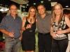 Cláudio Teixeira, Suzani e Felipe com Ana Luisa Moreira - Foto Jadir Pires