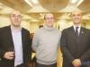 Adriano Zibetti, Marcelo Gonzaga e Eduardo Finn