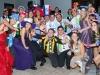 La buena energía de los invitados de Peñarol y Nacional .. juntos