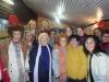 Un gesto de amor , Marilú , invitó a sus vecinas y amigas mamás a una  fiesta en su casa del Barrio Saavedra