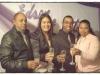 Edson e Natalia com os pais do noivo, Edson e Ana