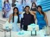 Os irmãos Dandara, Felipe e Nathália - Foto Mega Eventos