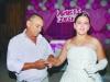 Ingrid da Rosa e o tio Julio Torres