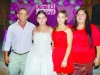 Julio Torres, Ingrid da Rosa, Adriane Zam Coelho e Marize da Rosa