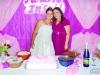 Ingrid com a tia Elza Torres da Rosa