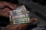 Dinero Incautado. Foto: Marcelo Pinto/AP